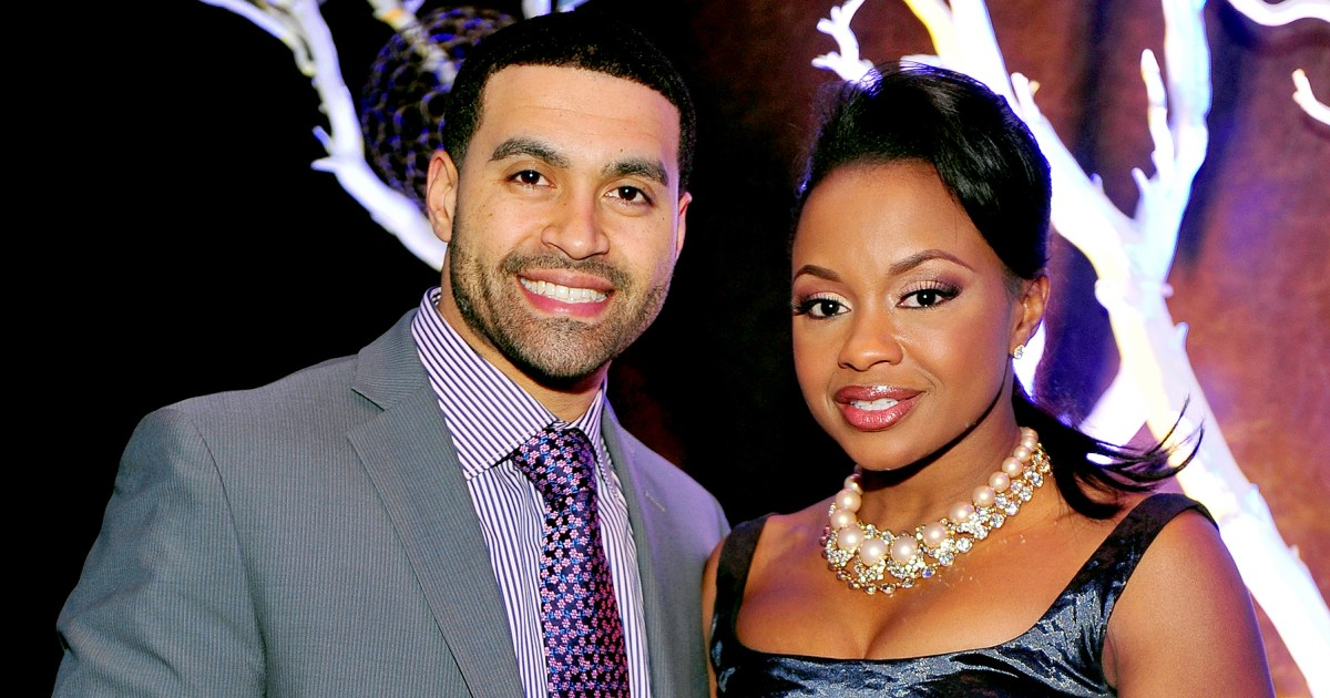 RHOA's Phaedra Parks, Apollo Nida Finalize Divorce