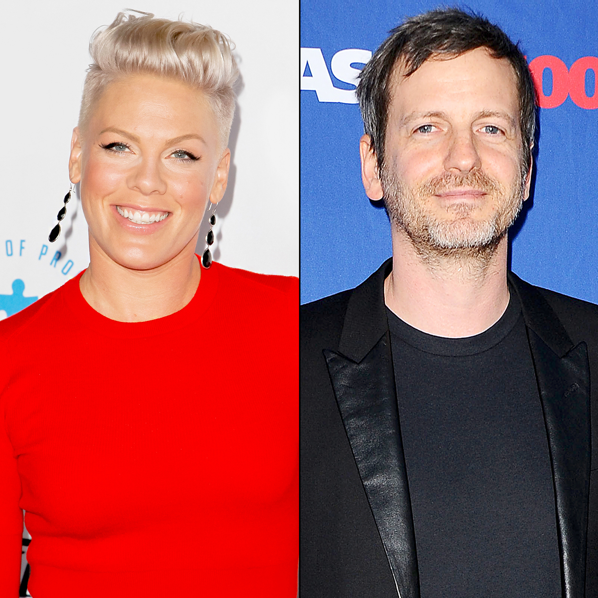 Pink and Dr. Luke