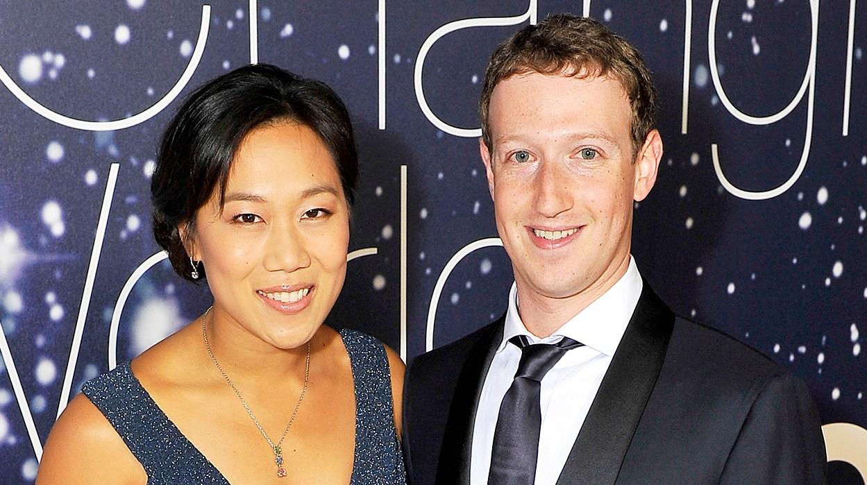 Priscilla Chan Mark Zuckerberg
