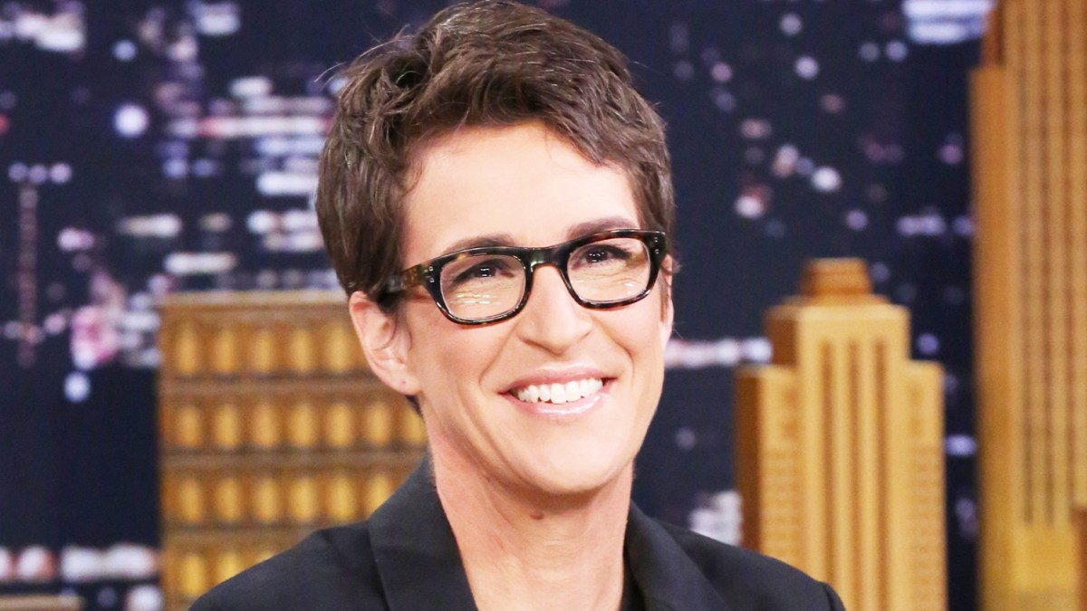 Rachel Maddow 25 Things You Dont Know About Me