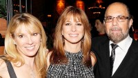 Ramona Singer, Jill Zarin, Bobby Zarin during the Entertainment Weekly & Vavoom Annual Upfront Party at the Bowery Hotel on May 13, 2008 in New York City.