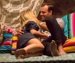 Amanda Stanton and Robby Hayes on Bachelor In Paradise