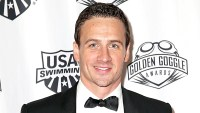 Ryan Lochte attends the 2015 USA Swimming Golden Goggle Awards at J.W. Marriot at L.A. Live on November 22, 2015 in Los Angeles, California.