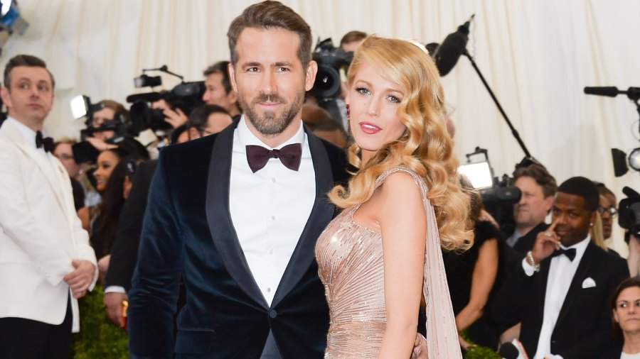 ryan reynolds, blake lively, met gala 2014, birthday
