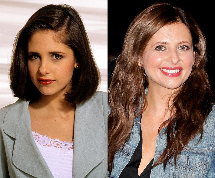 90s stars: then and now