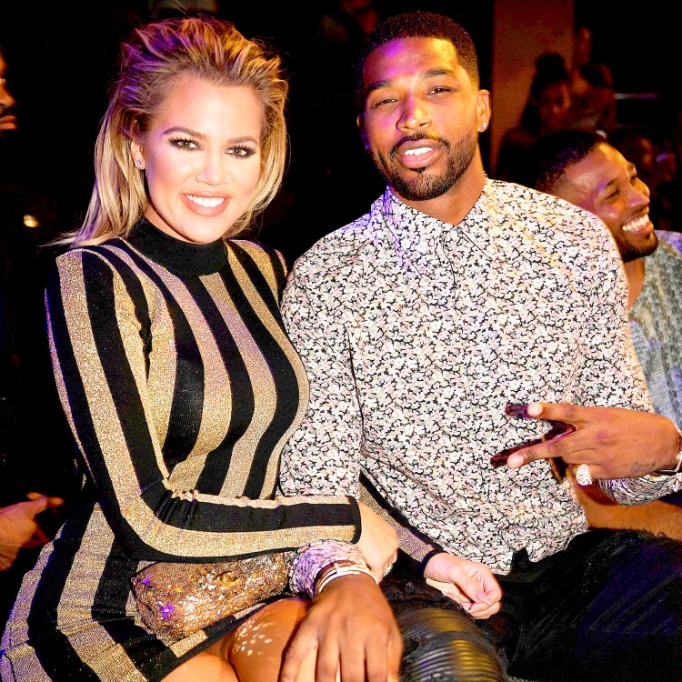 Khloe Kardashian Works Out With BF Tristan Thompson: Watch!