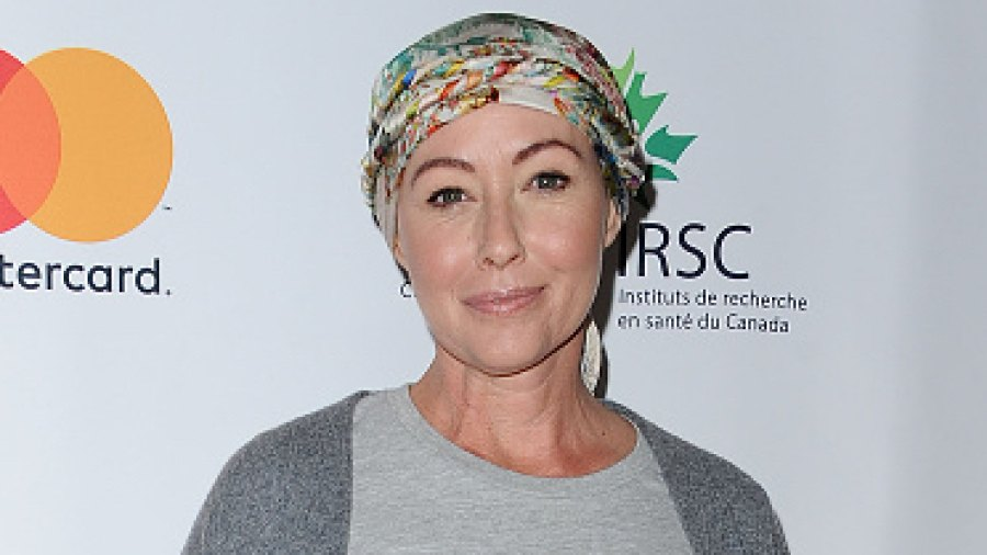 Shannen Doherty Dances, Calls Herself a 'Cancer Slayer'
