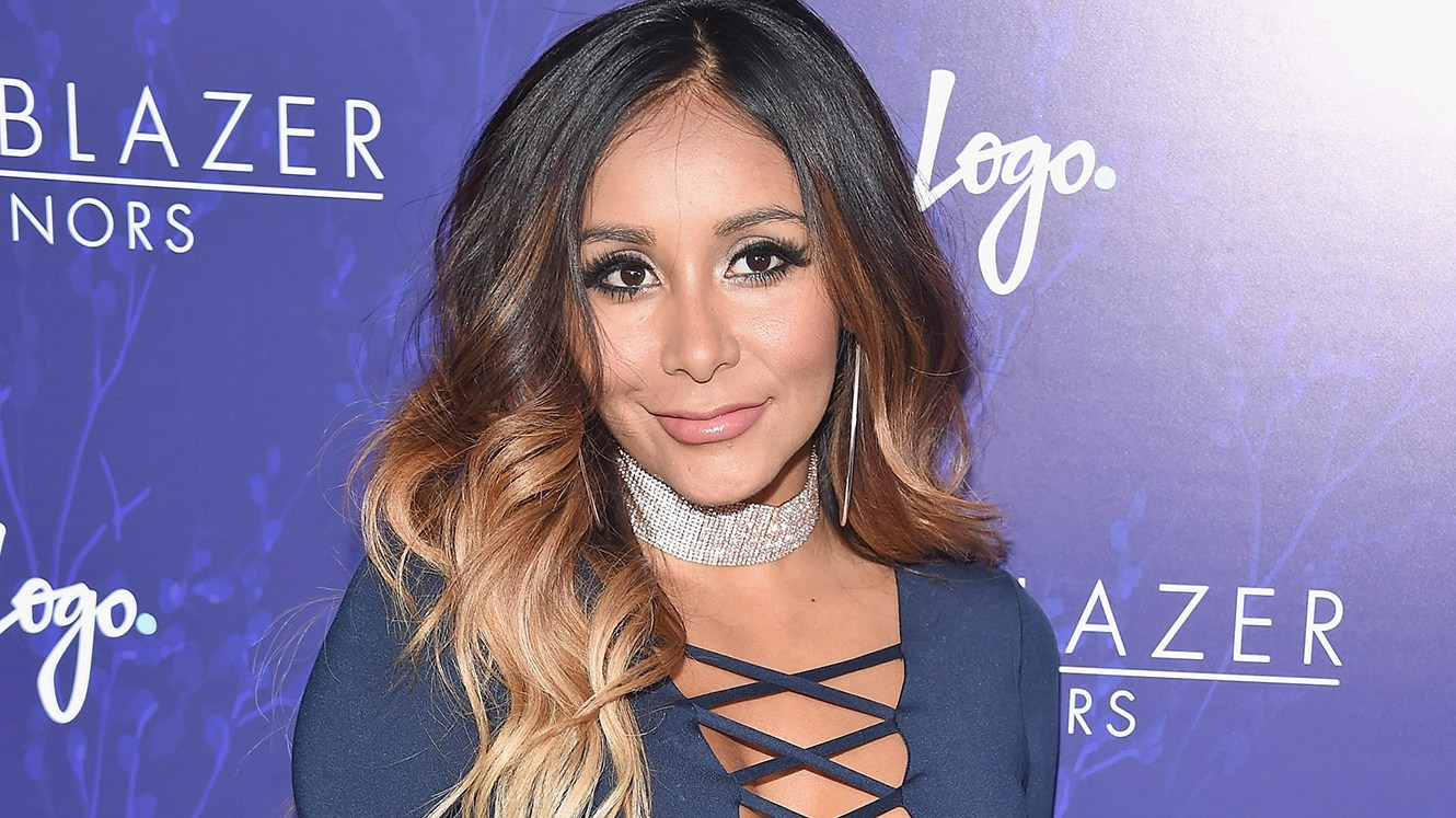 snooki, nicole polizzi, trailblazer honors awards, lorenzo, birthday