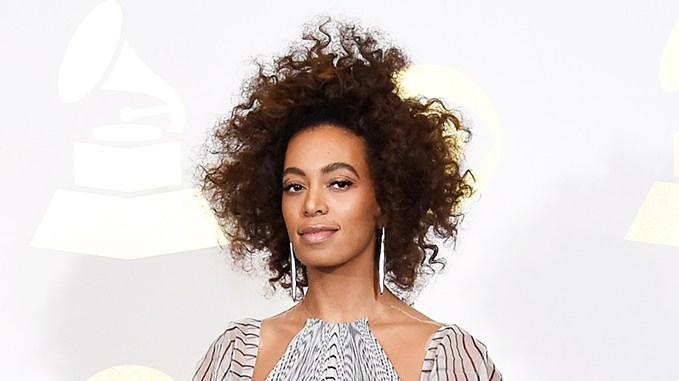 Solange Knowles Grammys 2017