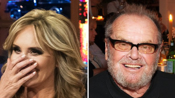 Sonja Morgan Jack Nicholson