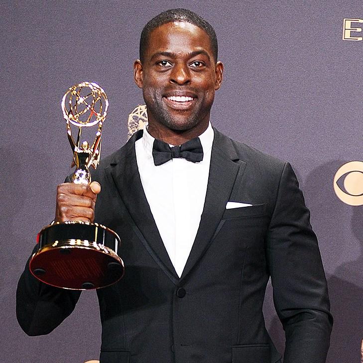 Emmys 2017 Sterling K. Brown