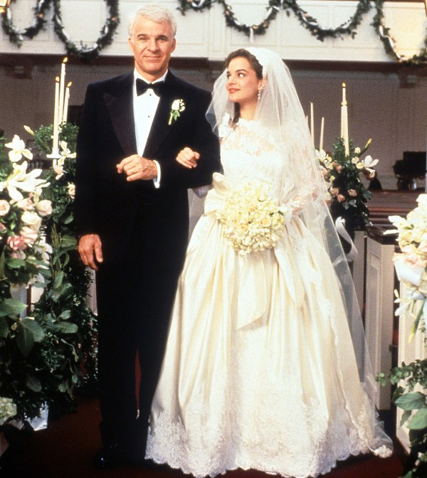 Father of the Bride39s Steve Martin Kimberly Williams