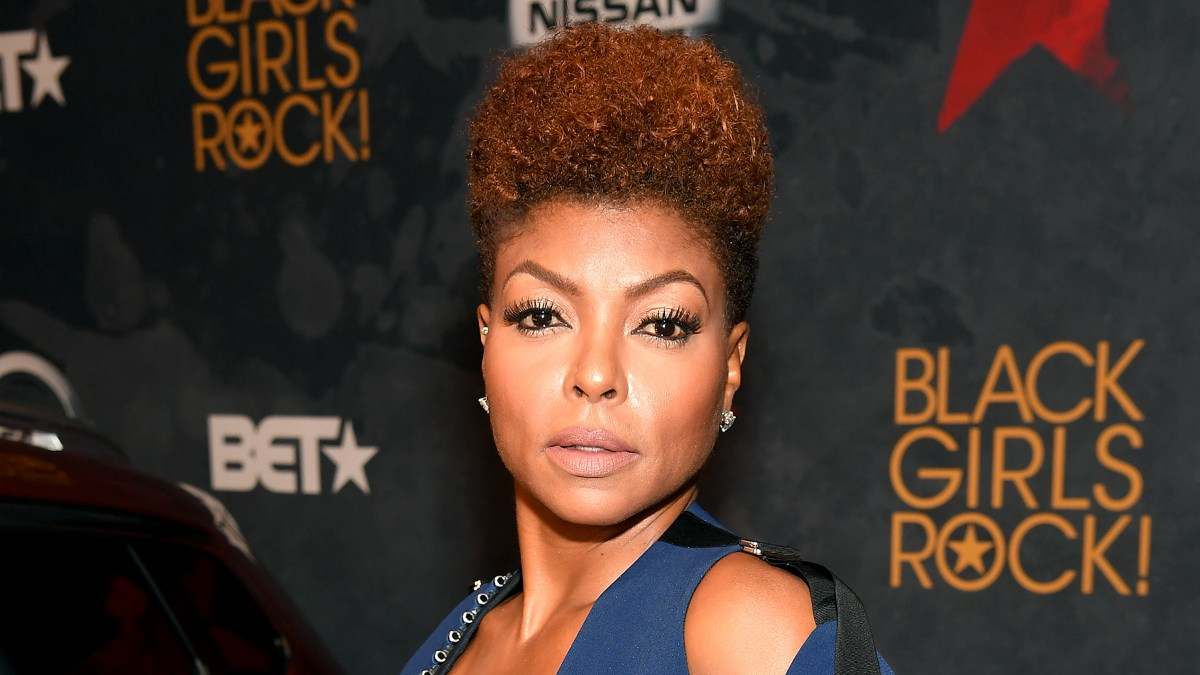 how to get taraji p. henson's bet 'black girls rock!' hairstyles