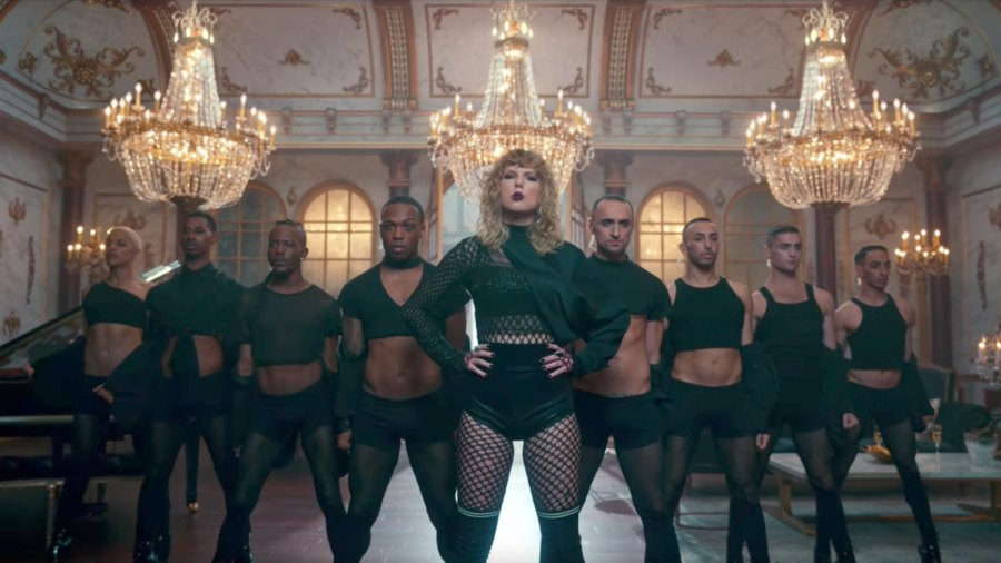 taylor swift, look what you made me do, music video, formation, beyonce