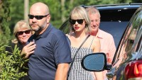 Taylor Swift parents