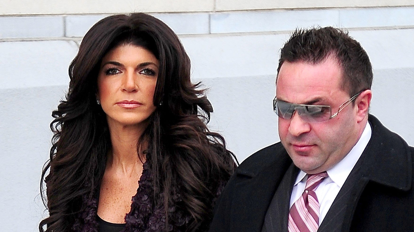 Teresa and Joe Giudice