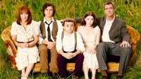 ABC's 'The Middle' stars Patricia Heaton as Frankie, Charlie McDermott as Axl, Atticus Shaffer as Brick, Eden Sher as Sue and Neil Flynn as Mike.