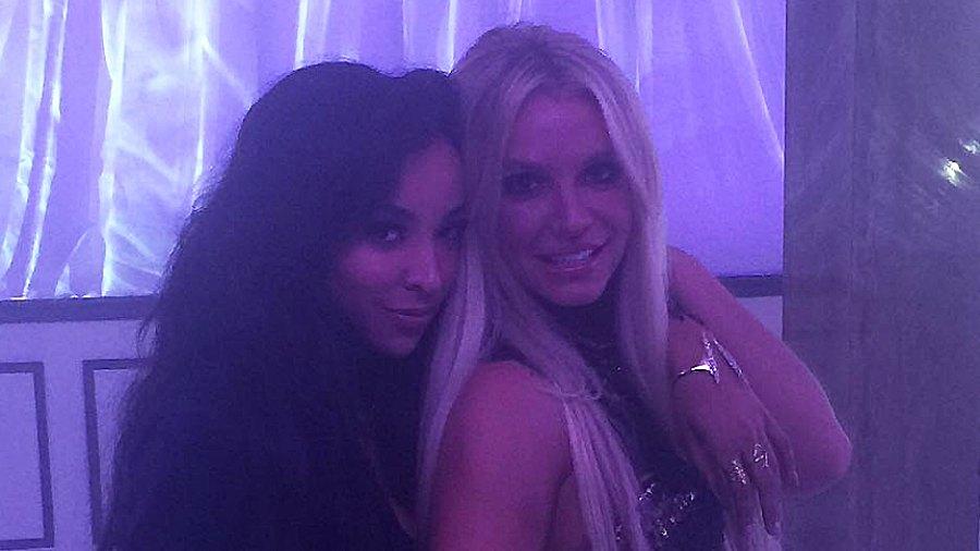 Tinashe Britney Spears Slumber Party
