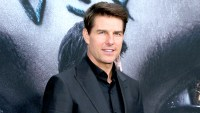 "Tom Cruise attends ""The Mummy"" Fan Event at AMC Loews Lincoln Square on June 6, 2017 in New York City."