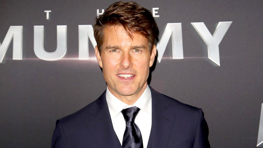 Tom Cruise at the 'The Mummy' Premiere in Sydney.
