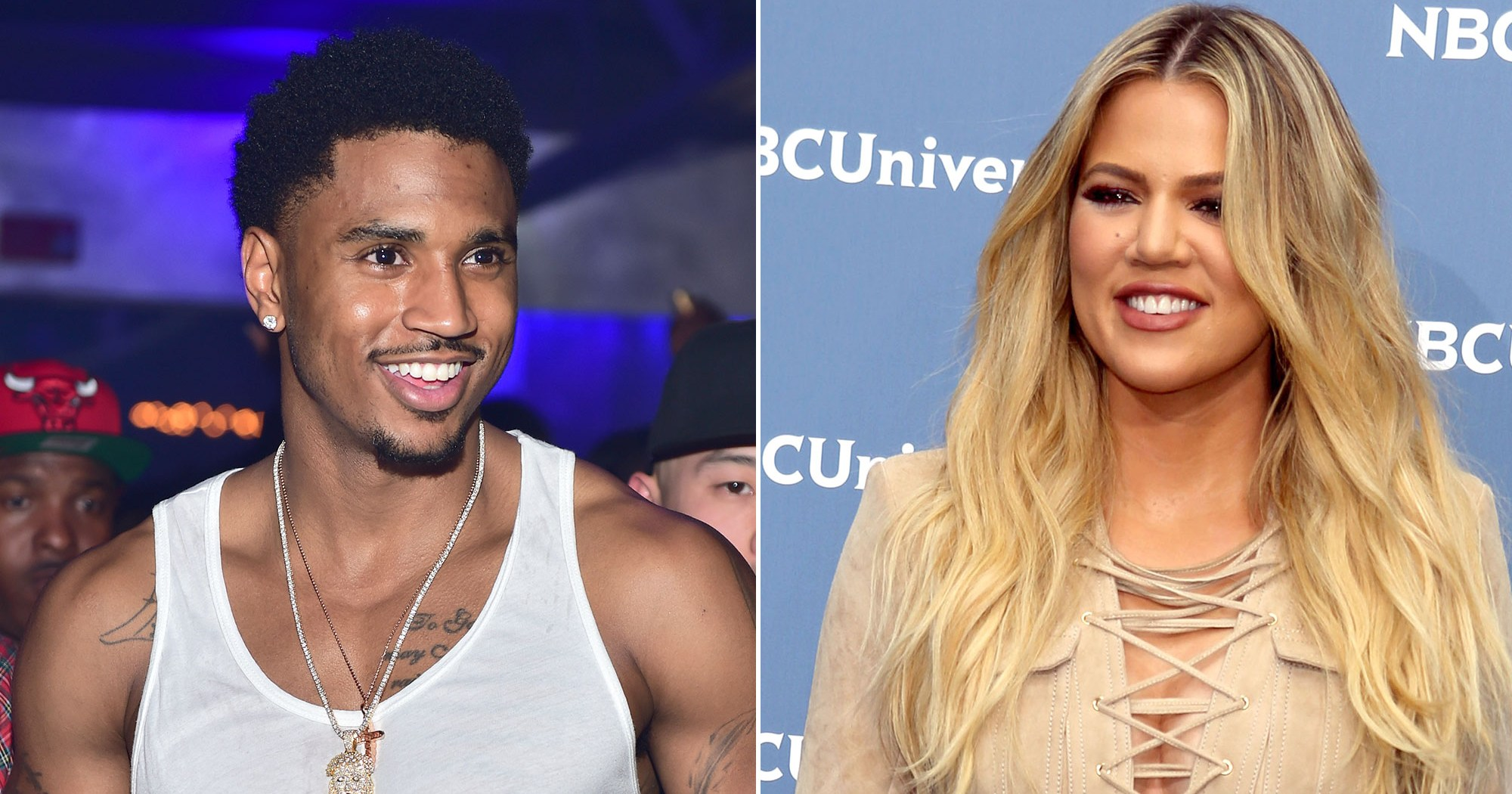 Khloe Kardashian Spotted 'Cozying Up' With Trey Songz at Las Vegas Nightclub