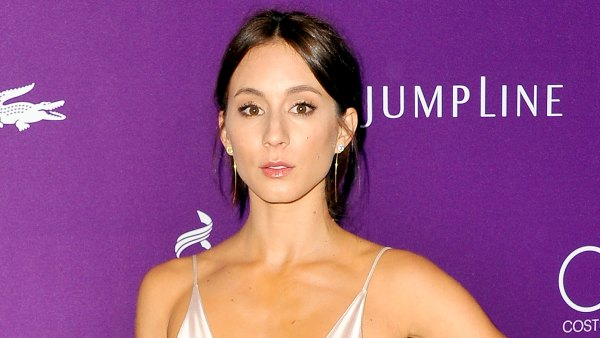 Troian Bellisario attends the 19th CDGA (Costume Designers Guild Awards) at The Beverly Hilton Hotel on February 21, 2017 in Beverly Hills, California.