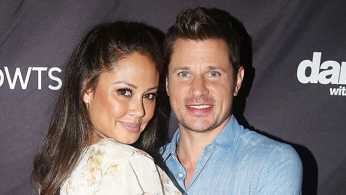 Vanessa Lachey Nick And I Give Each Other Massages After Dwts