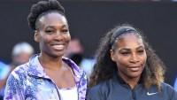 Venus Williams, Serena Williams, baby