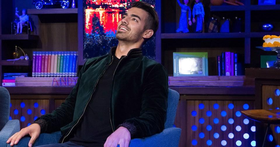 Joe Jonas Plays Marry, Shag, Kill With Taylor Swift, Gigi Hadid and Demi Lovato