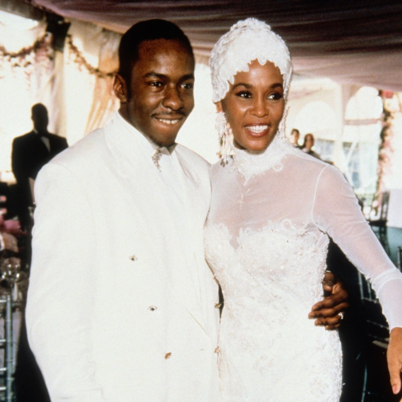 Whitney Houston\'s Wedding Dress, Personal Items to Be Auctioned