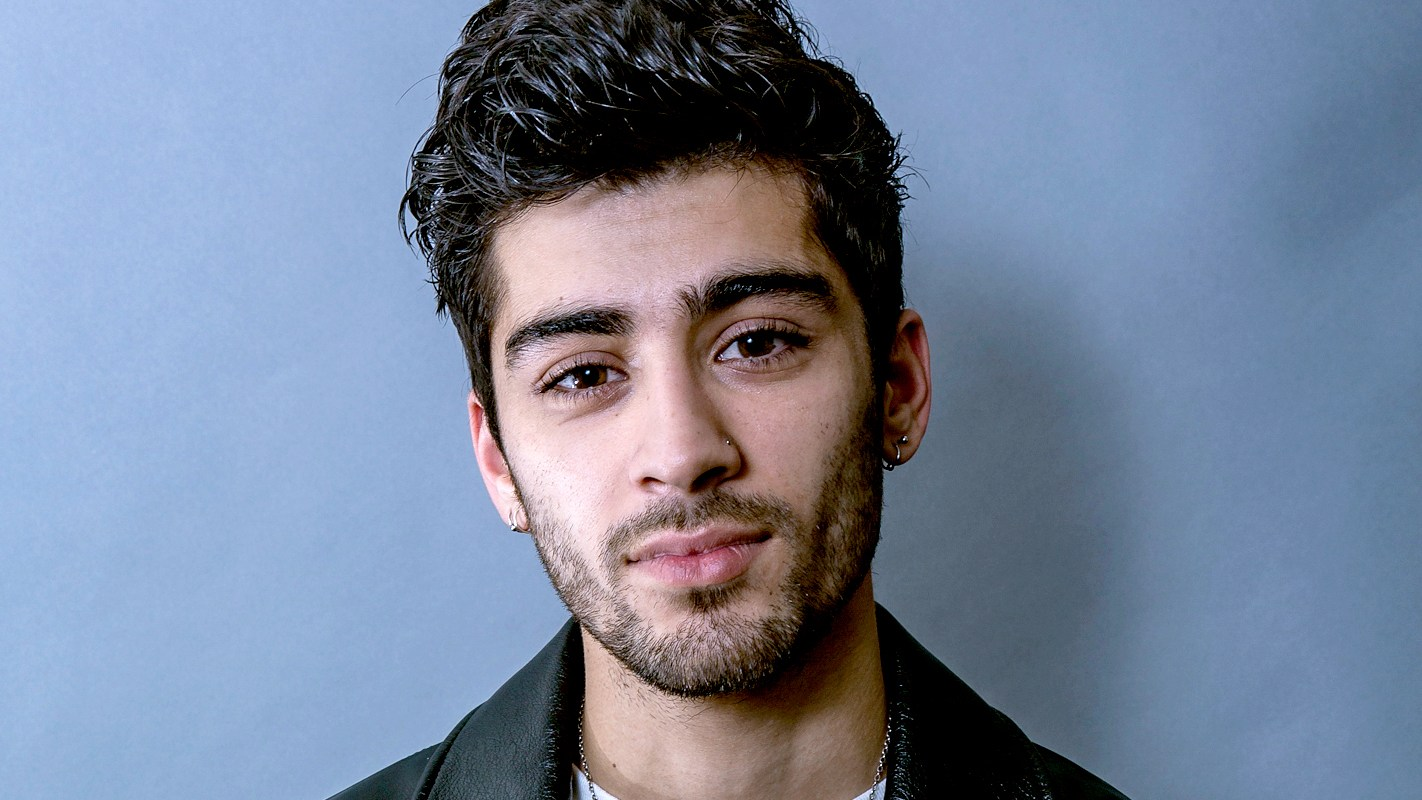 "Zayn Malik, formerly of One Direction, poses for a portrait in West Hollywood, Calif., to promote his new book, ""Zayn."""