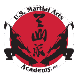 martial arts school logo for US Martial Arts Academy, Ltd, TImonium, Maryland, 21093, 410-561-9882