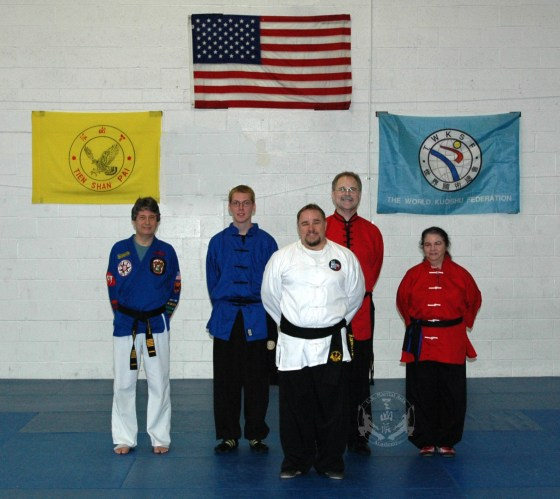 Black Sash Test May 7, 2011 at US Martial Arts Academy, Ltd., Timonium, Maryland 21093