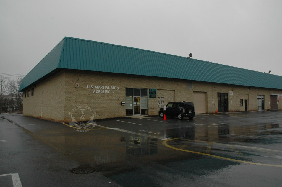 No snow - just moisture at US Martial Arts Academy, Ltd in Timonium, Maryland 21093