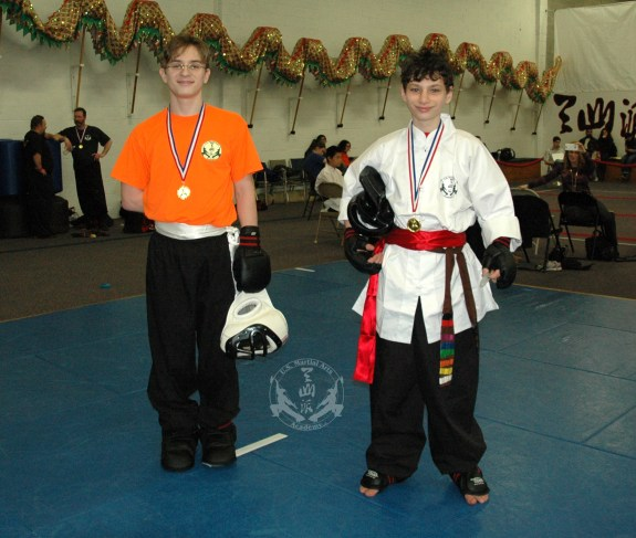 March 2013 In-house Tournament at U.S. Martial Arts Academy, Ltd Timonium, Maryland