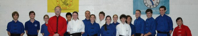 August 2013 Black Sash Test participants at US Martial Arts Academy, Ltd., Timonium, Maryland