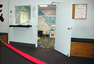 Playroom in Main Classroom at U.S. Martial Arts Academy, Ltd.