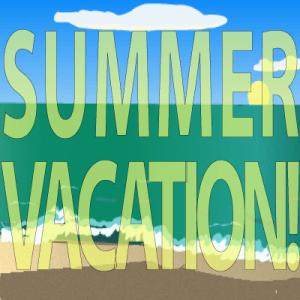 Summer Vacation clip art