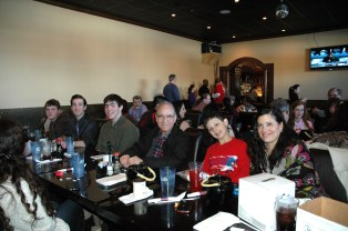 2015 Feb. 22, Chinese New Year luncheon at Tokyo Seafood Buffet, Security Blvd., Windsor Mill, MD. 21244 -- students and staff from U.S. KuoShu Academy, Owings Mills, Maryland, U.S. Martial Arts Gaithersburg, U.S. Martial Arts Academy, Ltd, Timonium, Freedom Martial Arts, Bel Air