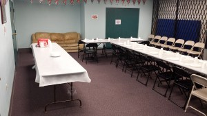 Private Classroom setup and decorated for Birthday Party at US Martial Arts Academy, Ltd in Timonium, Md. 21093 www.usmaltd.com, 410-561-9882. ©2015 Maricar Jakubowski All rights reserved. No usage allowed in any form without the written consent of the photographer.