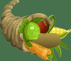 cornucopia for thanksgiving from pixabay.com