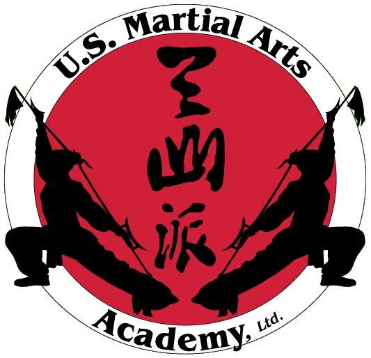 US Martial Arts Academy, Ltd logo, Timonium, Maryland 21093, 410-561-9882 Self-defense Kung Fu for children and families, Adult Tai Chi, Adult Kung Fu, and Adult Self-Defense