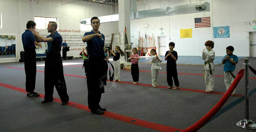 Kung Fu Kids Children's Kung Fu Class at US Martial Arts Academy, Ltd in Timonium, Maryland, www.usmaltd.com, 410-561-9882. ©2015 Maricar Jakubowski All rights reserved. No usage allowed in any form without the written consent of the photographer.