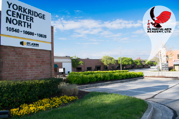 US Martial Arts Academy, Ltd  building 9 West Aylesbury Road, Suite A; Timonium, Maryland 21093; 410-561-9882