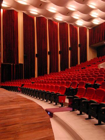Usmar Ismail Hall (seating)