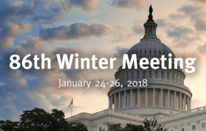 86th Winter Meeting