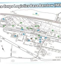 barstow base map usmc [ 1650 x 1275 Pixel ]