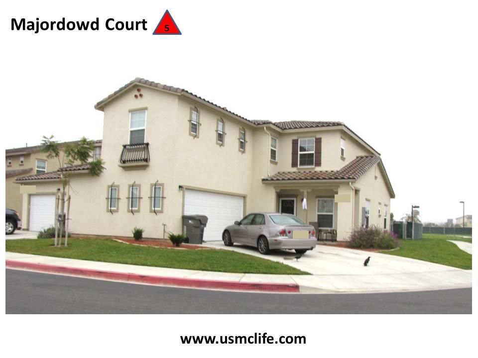 South Mesa Military Housing  USMC Life