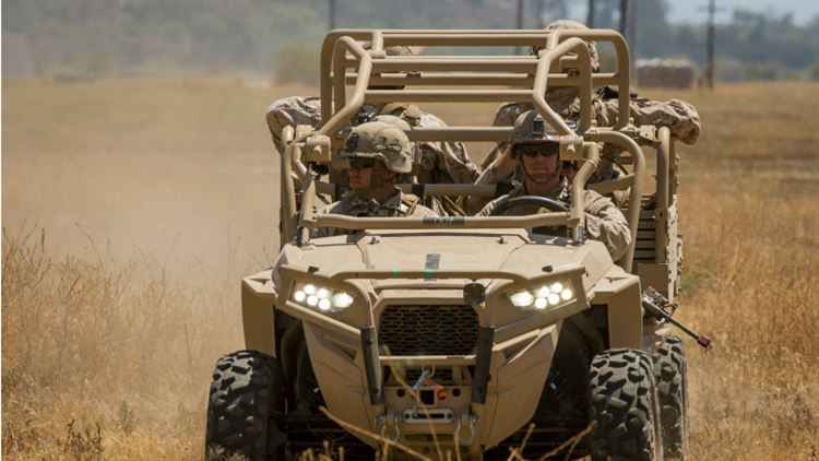 Infantry Marines slated to get 144 offroad expeditionary