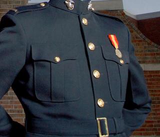 dress blue uniform tips